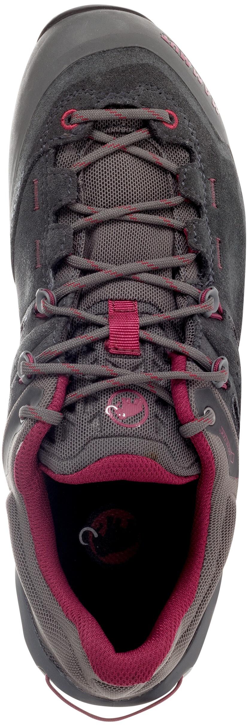 Qualität zuerst neuer Stil & Luxus Super süße Mammut Alnasca Low GTX Shoes Women graphite-beet